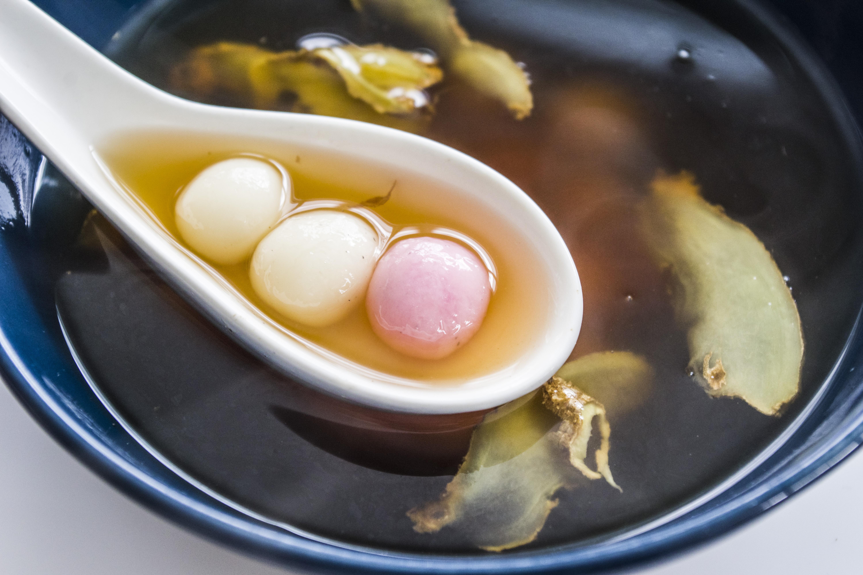Glutinous Rice Ball from Scratch (Tang Yuan) | 自製糯米漿湯圓 ...